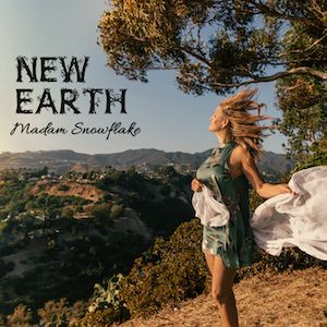 Album Cover for New Earth by Madam Snowflake
